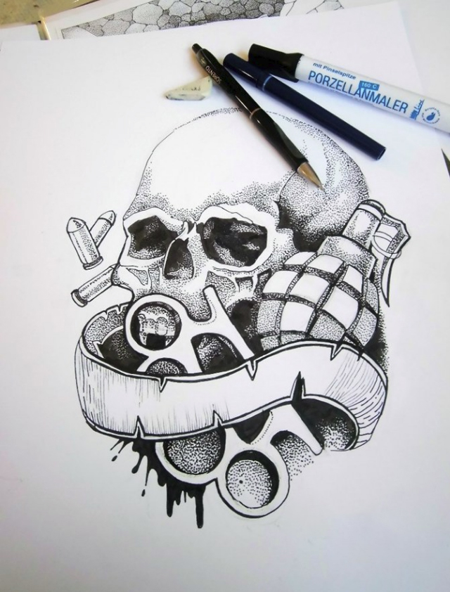 Sketches For Your TaTToo