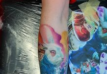 Alice in Wonderland - Sleeve