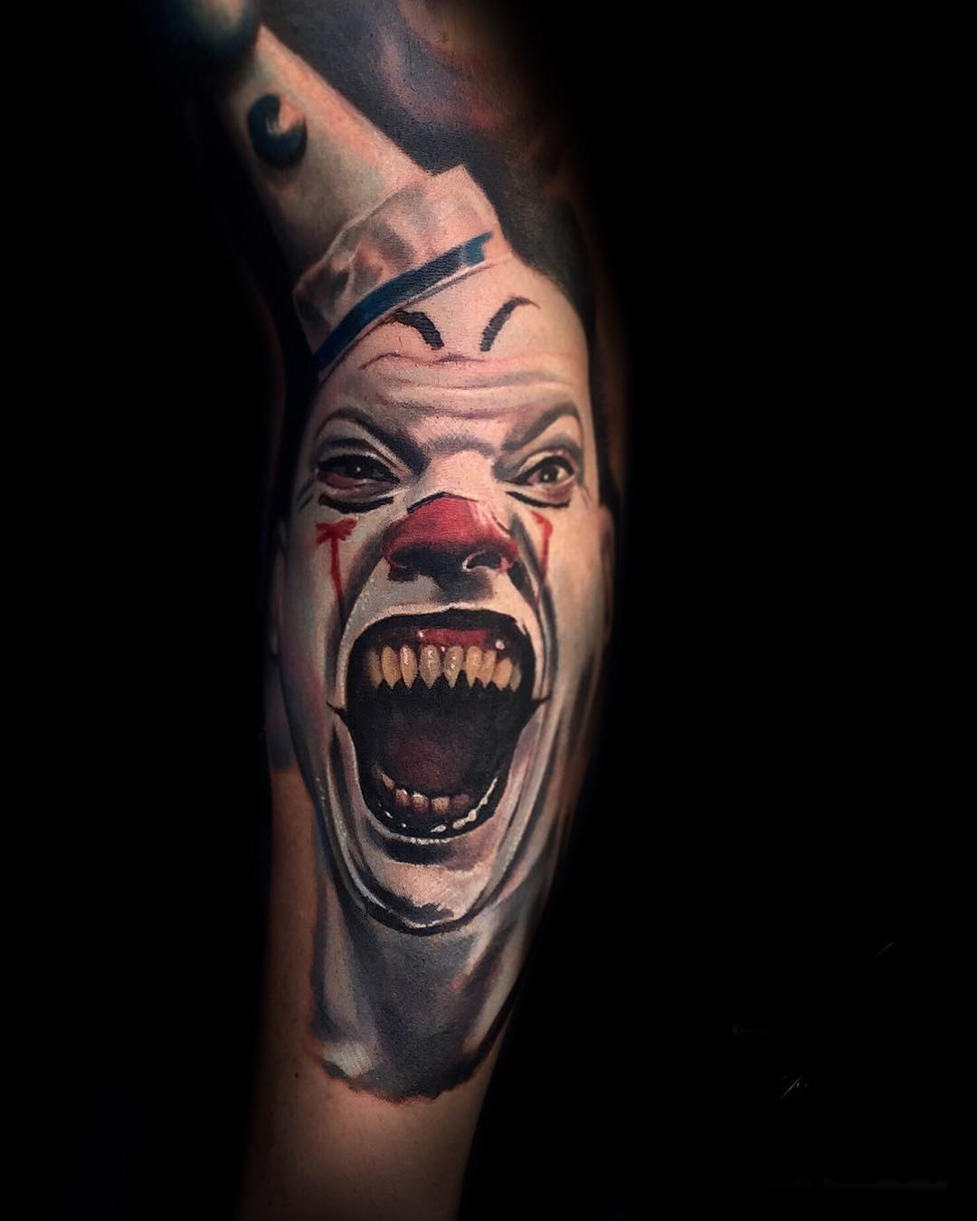 Pennywise Clown Sleeve